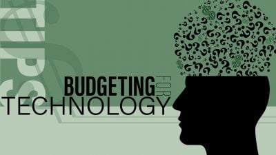 Personal Budgeting for Technology