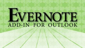 Evernote Add-in for Outlook